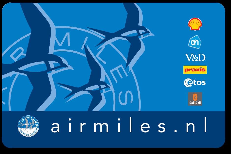 Air Miles kaart