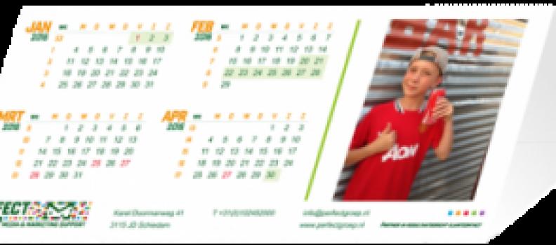 Kalendertijd, nu uw mooiste momenten bij elkaar!