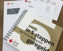 Mooie fulfilment-actie Rode Kruis gestart