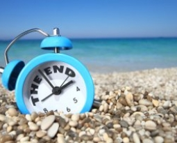 'Out of office' gebruik hem goed!