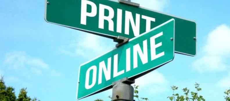 Print blijft actueel